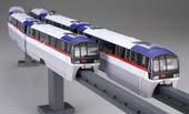 1/150 STR17EX-1 東京モノレール2000形旧塗装6両編成(未塗装キット)