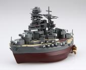 ちび丸34EX-1 ちび丸艦隊 陸奥 特別仕様(エッチングパーツ付き)