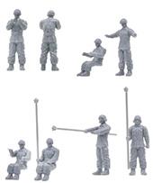 1/72 ML25 陸上自衛隊隊員(車両用1)