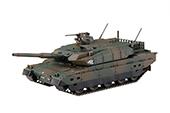 1/72 ML10EX-1 陸上自衛隊 10式戦車 特別仕様(2両入り・エッチングパーツ付き)